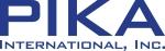 Pika Logotype (Blue)
